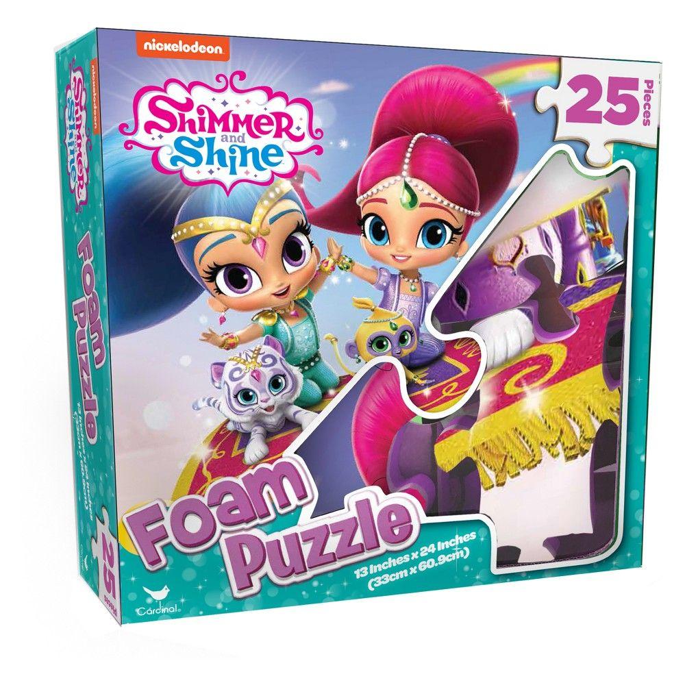 Nick Jr. Shimmer and Shine 25pc Puzzle Nick jr, Shimmer