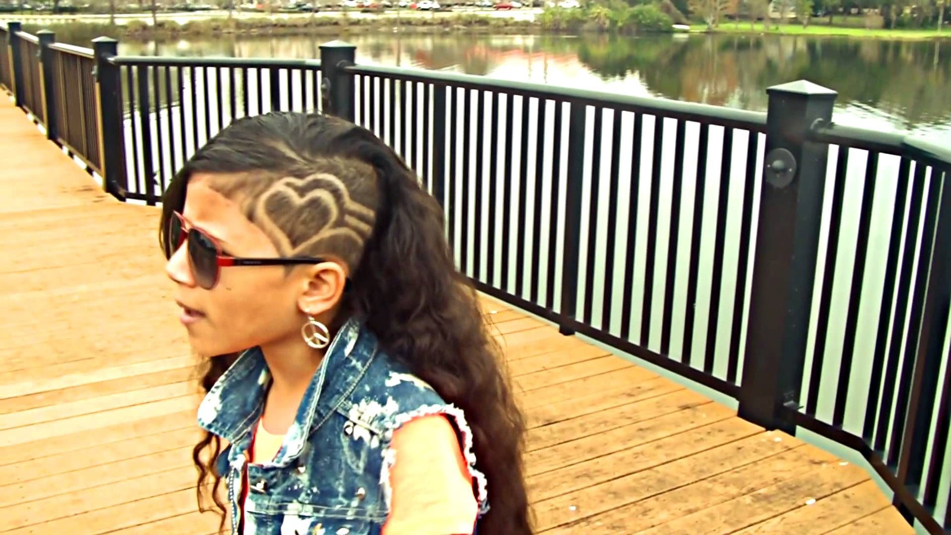 Baby Kaely Blow Up Now 9 Year Old Amazing Rapper She Is Now 10 Hair Styles Baby Hairstyles Birthday Hairstyles