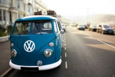 Touring the world in a VW van - Is that your dream too?