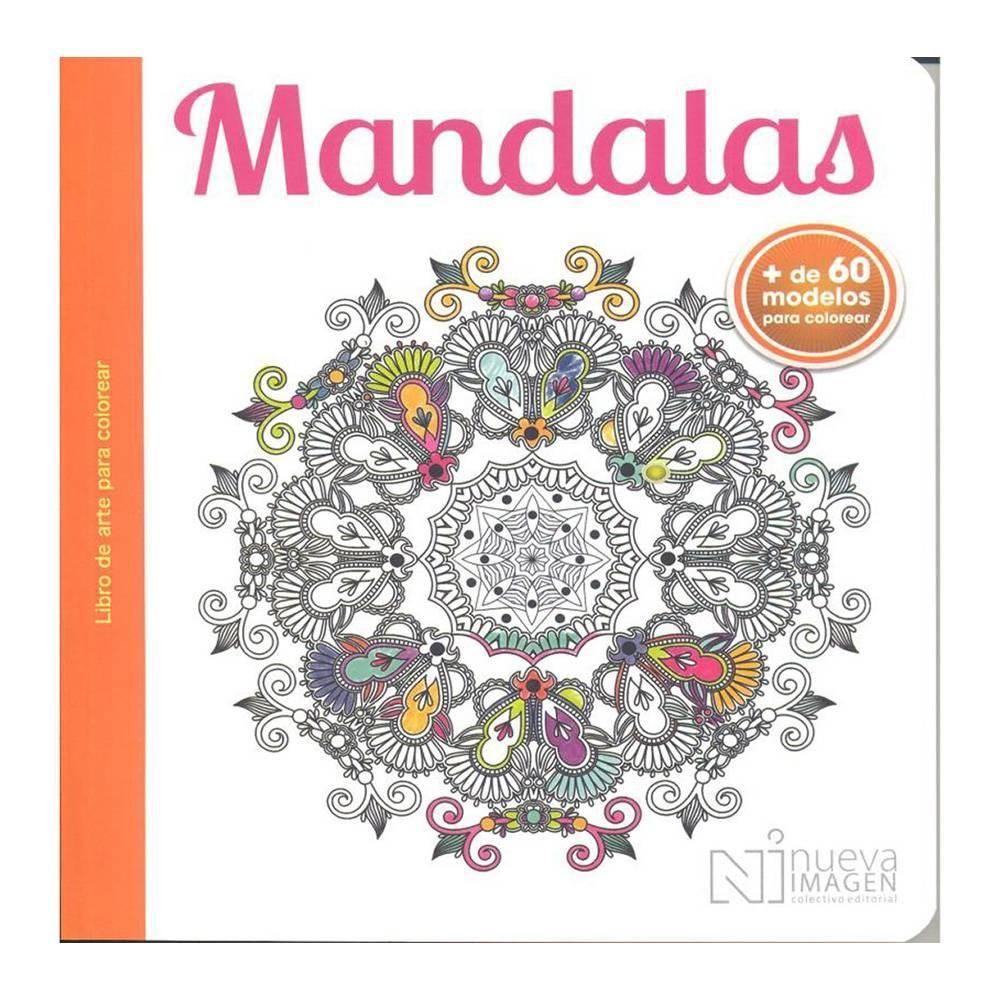 Mandalas libro de arte para colorear | Walmart Mexico 2017 by ...