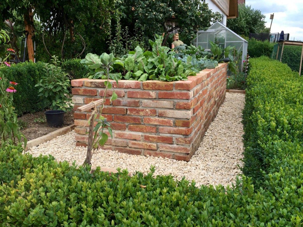 Hochbeet Ideen Hochbeet Gartengestaltung Garten Hochbeet