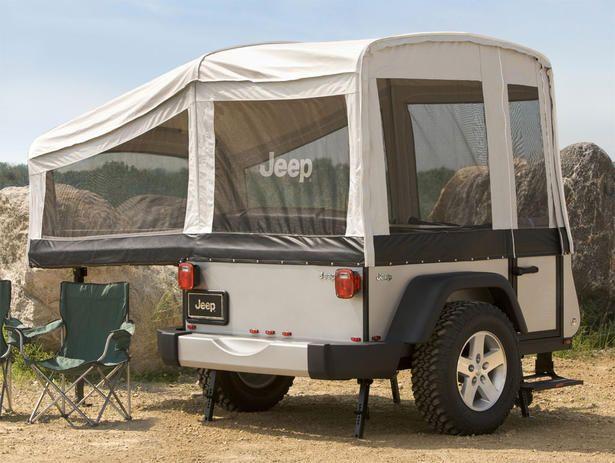 Wonderful Http://www.zercustoms.com/news/Jeep Mopar Off Road Camper Trailer.html# |  Jeep. | Pinterest