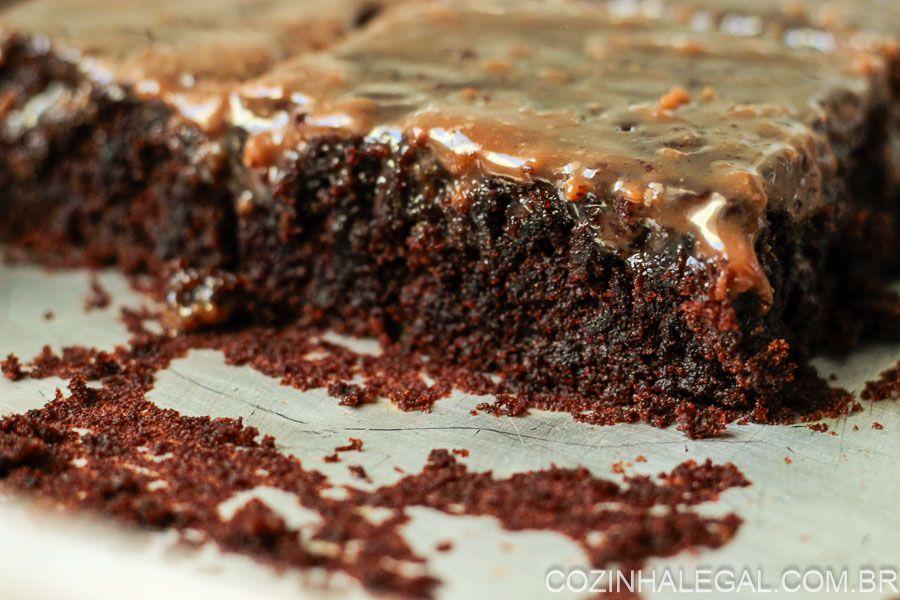 Bolo De Chocolate Rapido E Facil Da Cris Receita Com Imagens