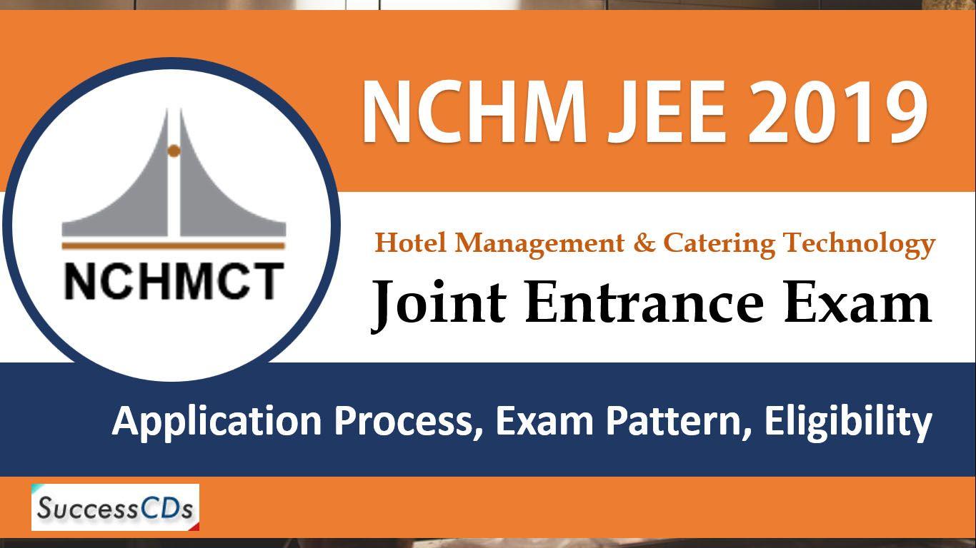 NCHMCTJEE2019 hotelmanagement hotelmanagementjee2019