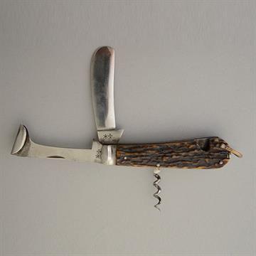 Woodsman Folding Knife By Joseph Rodgers Amp Sons Sheffield