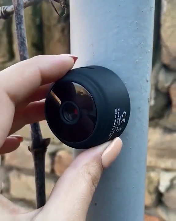 Wireless Wifi Camera With Sensori Night Vision