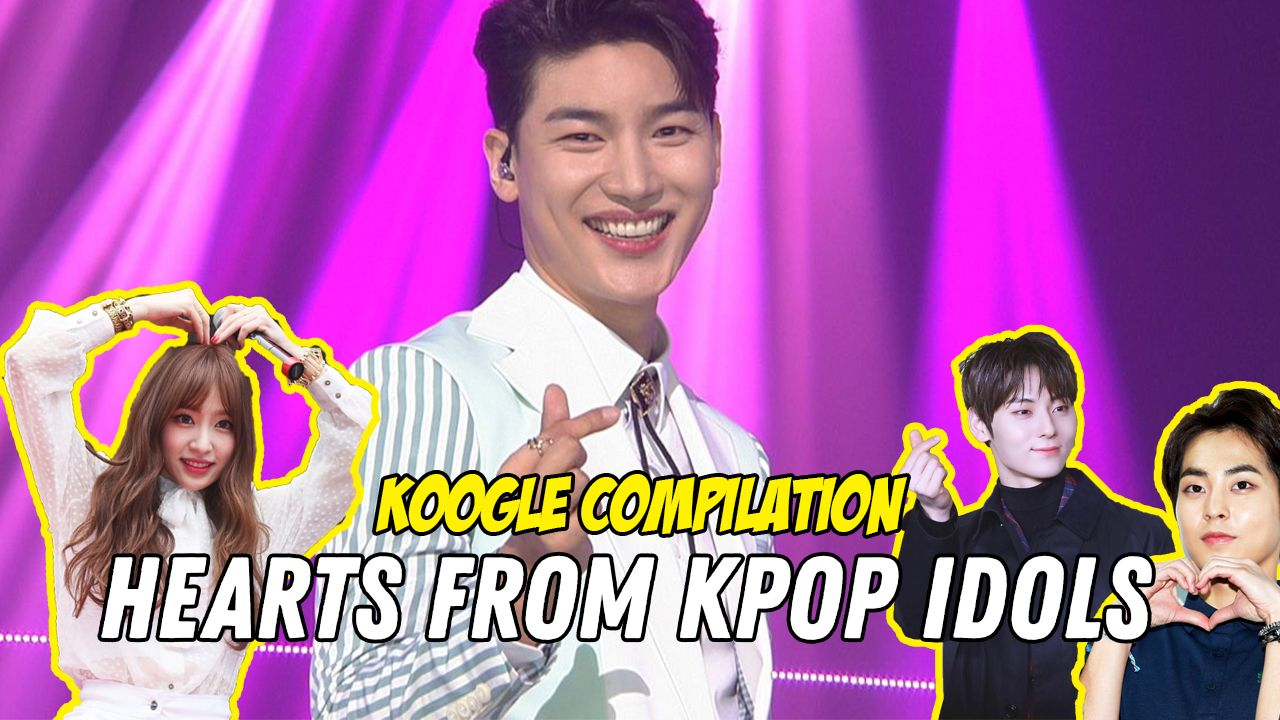 K Pop Idols Making Hearts I K Pop Compilations Pop Idol Kpop Idol Kpop