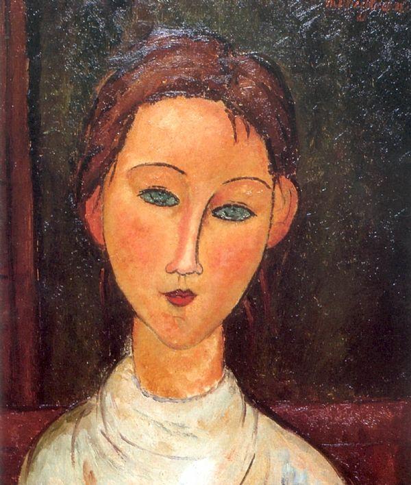 Modigliani | Modigliani art, Amedeo modigliani, Modigliani
