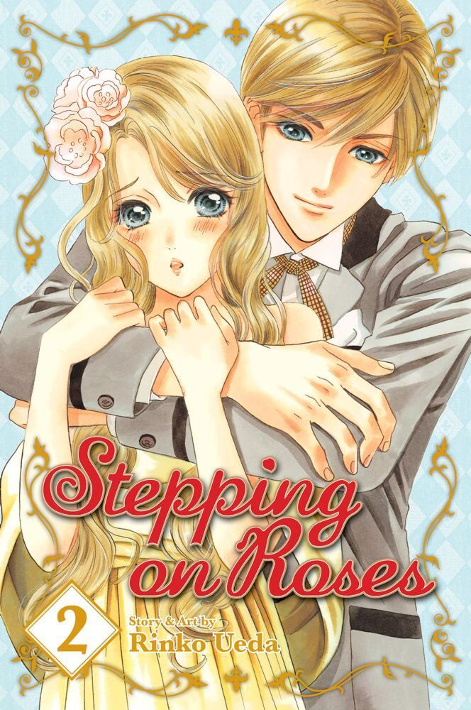 Sumi and Nozomu Stepping on Roses アニメ, マンガ