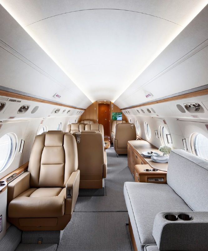 The new Gulfstream G650ER an ultra long range aircraft