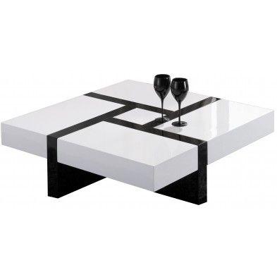 Tables Basses Design Table Basse Noire Et Blanche Table Basse Noire Table Basse