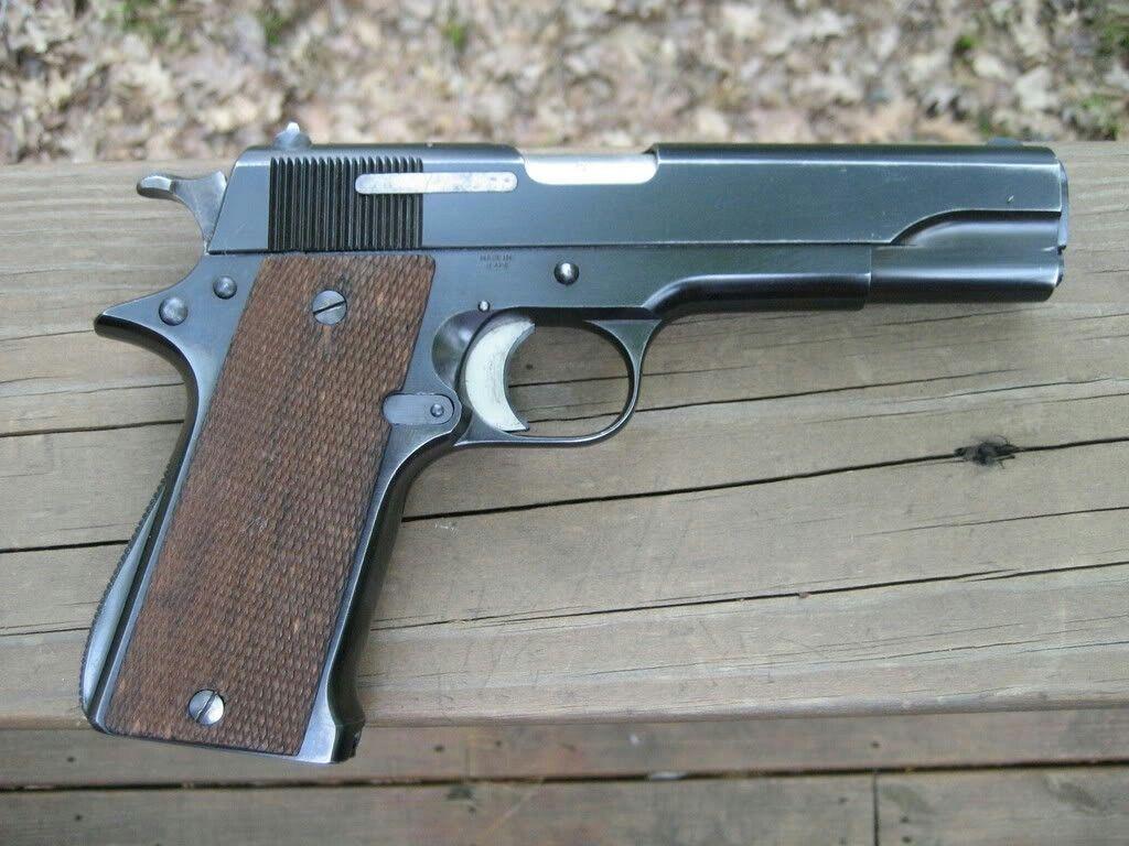 Gun-Gallery — Star Model P -  45 Auto | MILATERY | Guns