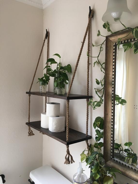 11++ Etagere suspendue salle de bain inspirations