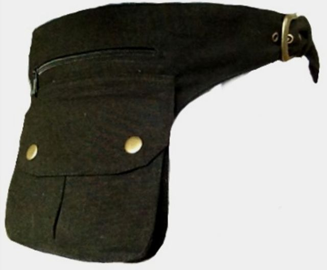 POCKET BELT FANNY PACK CANVAS HIP BAG utility belt POUCH BELT GEKKO BELT