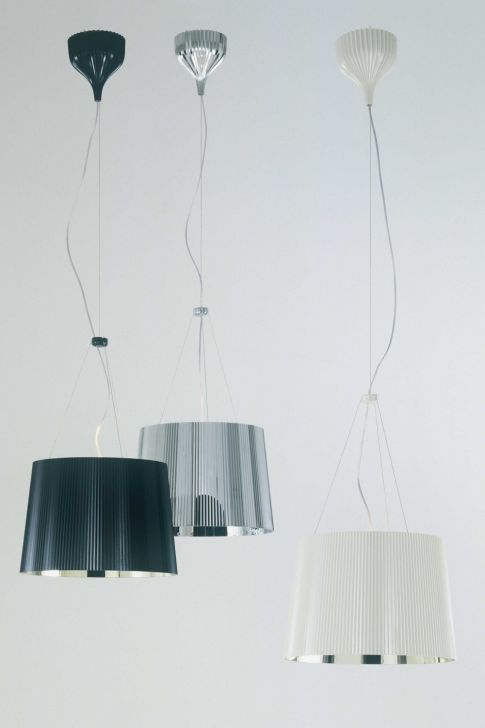 Chandeliers · ge suspension lamp by ferruccio laviani for kartell space furniture