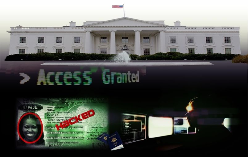 #WhiteHouse Contractor's #Leaked Email Reveals #SecretService Plans, #MichelleObama Passport