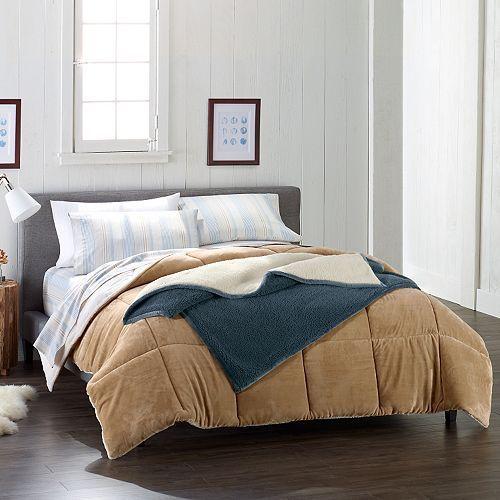 Cuddl Duds Cozy Soft Comforter Comforters Soft Comforter Set
