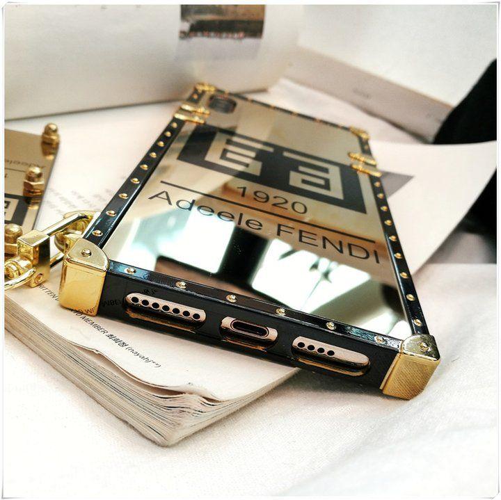 Mirror Adeele Fendi 1920 Samsung iPhone case