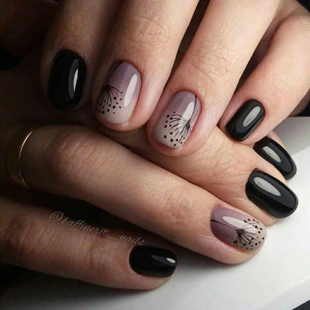 Pusteblume Nageldesign Pinterest Nails Nail Art Und Nail Designs