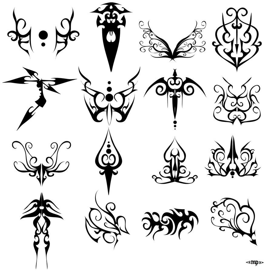 Some Tattoo Design Again By Mptribe On Deviantart Free Tattoo Designs Simple Tattoo Designs Simple Art Designs
