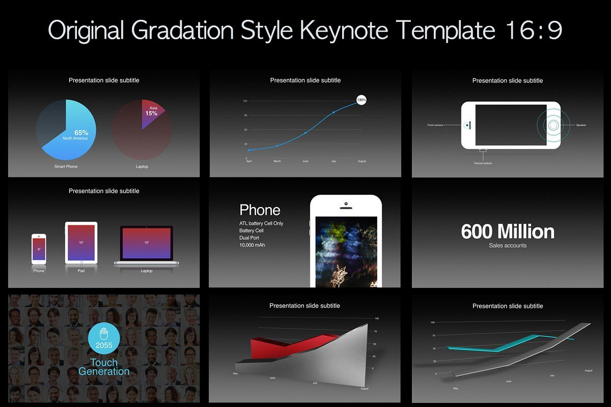Pin On Keynote Templates