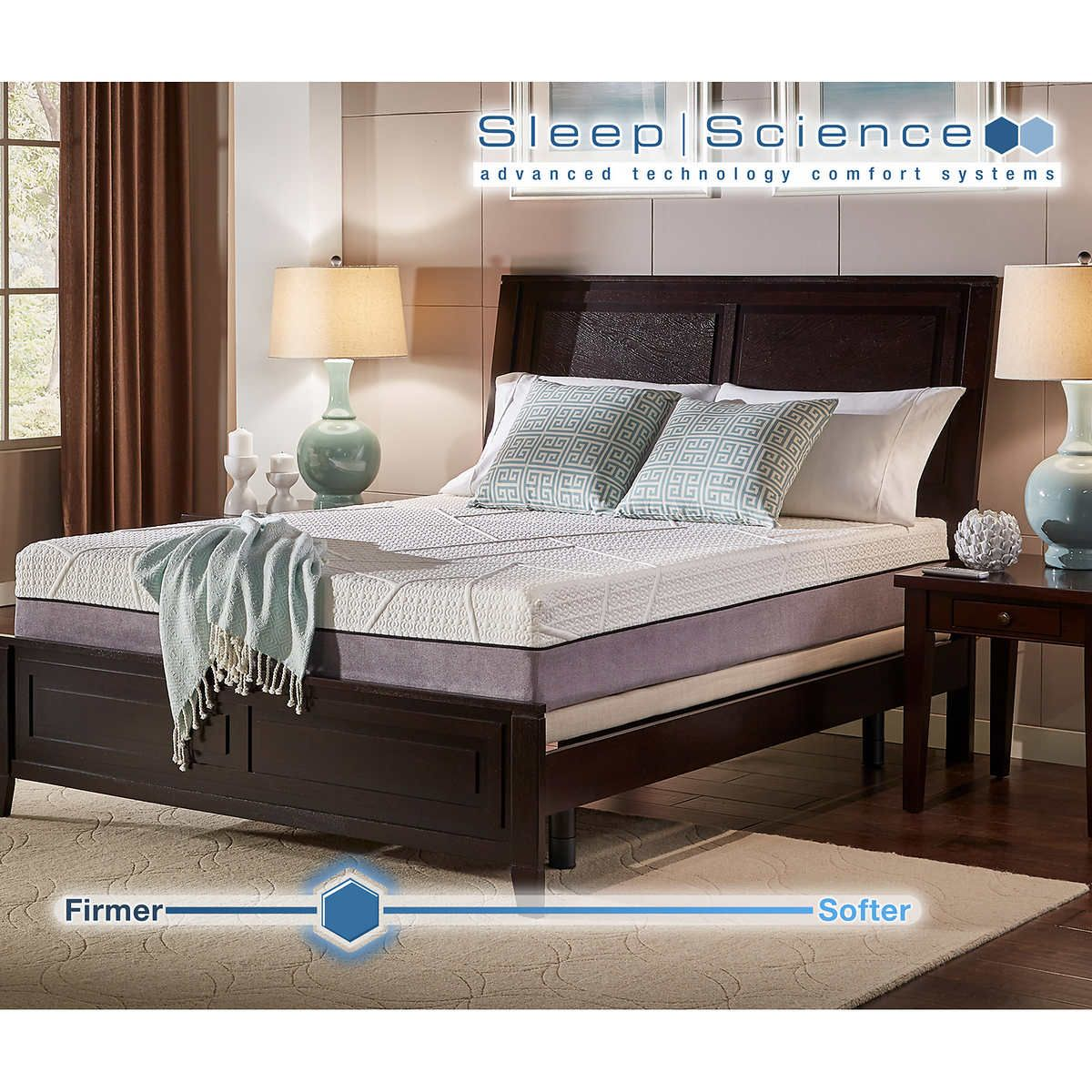Pin by casahoma on BEDROOM FURNITURE Queen memory foam