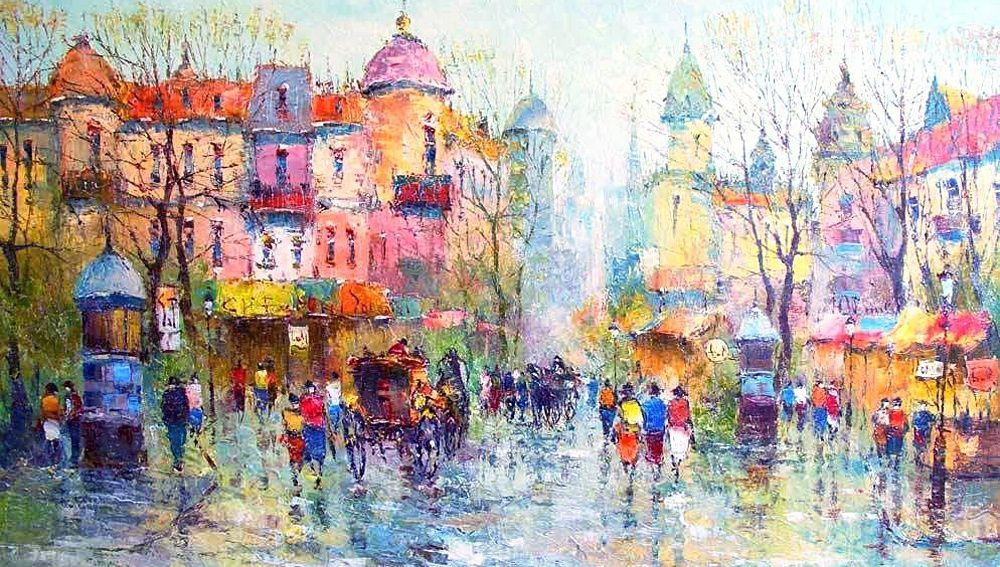 10 Hudozhnikov Kotorye Pokorili Cvet Famous Watercolor Artists