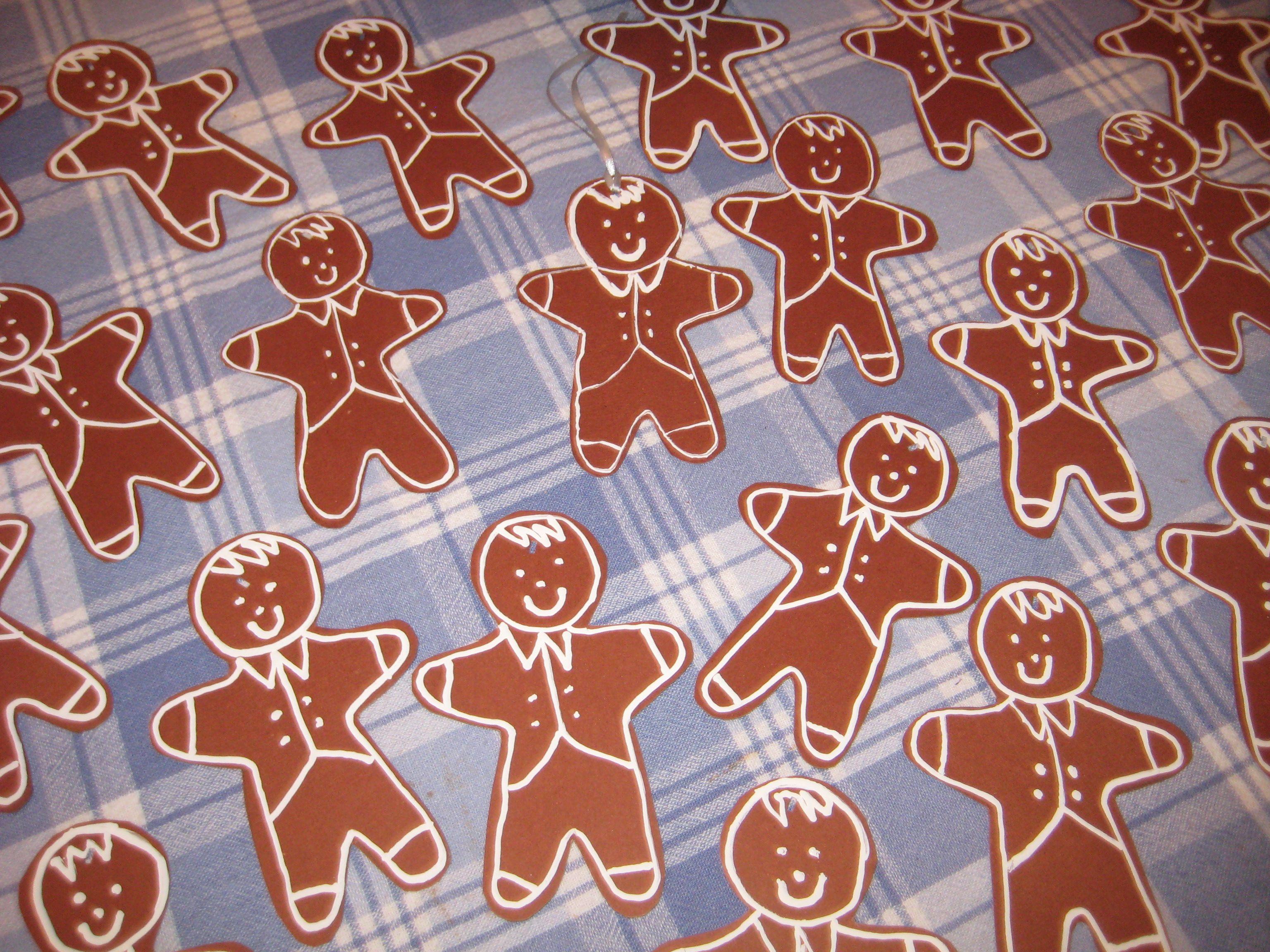My gingerbread men Gingerbread man, Gingerbread