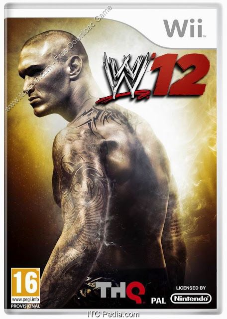 Wwe 12 Download Free Wii Games Download Mediafire Wwe Game Wii Games Wwe