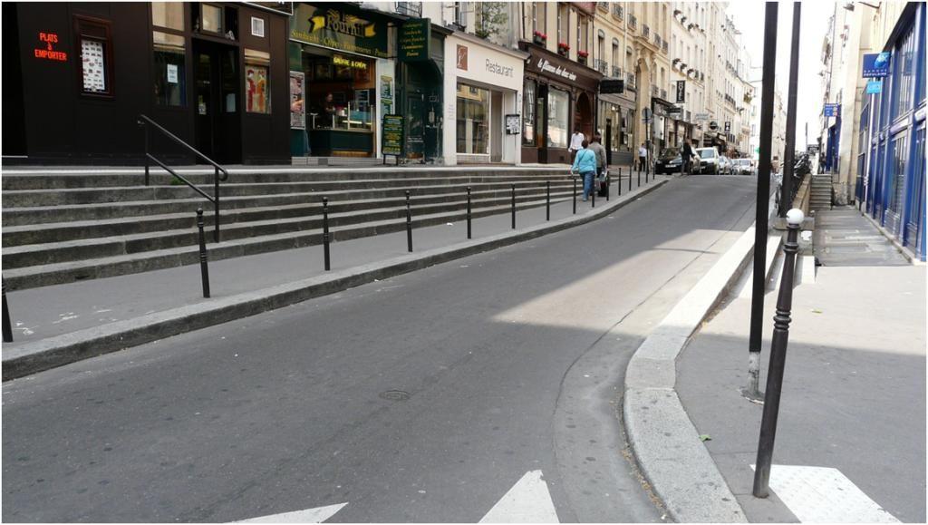 La rue Monsieur le Prince Urban photography, Paris, Street
