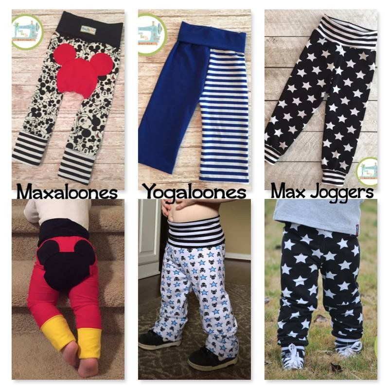 Max Joggers PDF | Sewing Projects | Pinterest | Joggers, Sewing ...