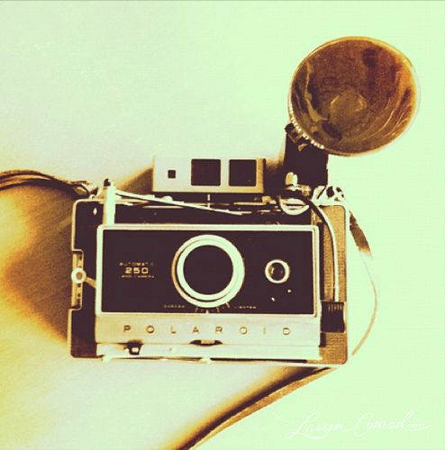 Old classic camera's