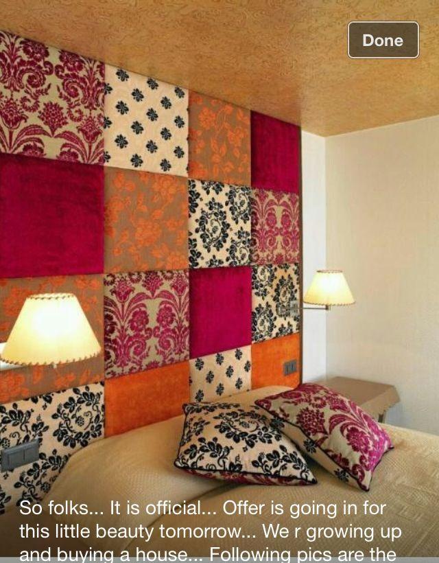 die besten 25 hausgemachte kopfbretter ideen auf pinterest selbstgemachte m bel diy. Black Bedroom Furniture Sets. Home Design Ideas