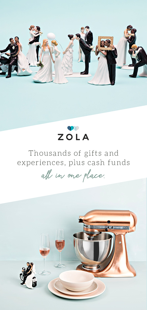 This Is Your Chance To Get The Things You Want And Need As Start Life Together Choose Zola Register For Thousands Of Gifts