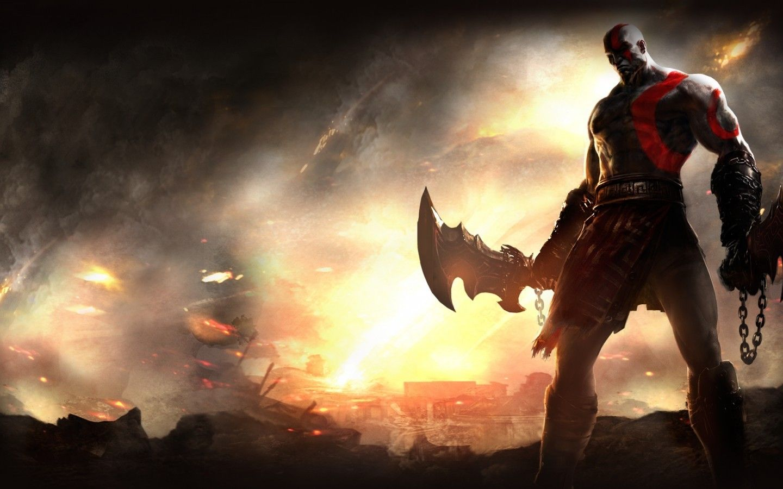 God Of War Wallpapers High Quality Kratos God Of War God Of War Sparta Wallpaper High resolution ultra hd god of war