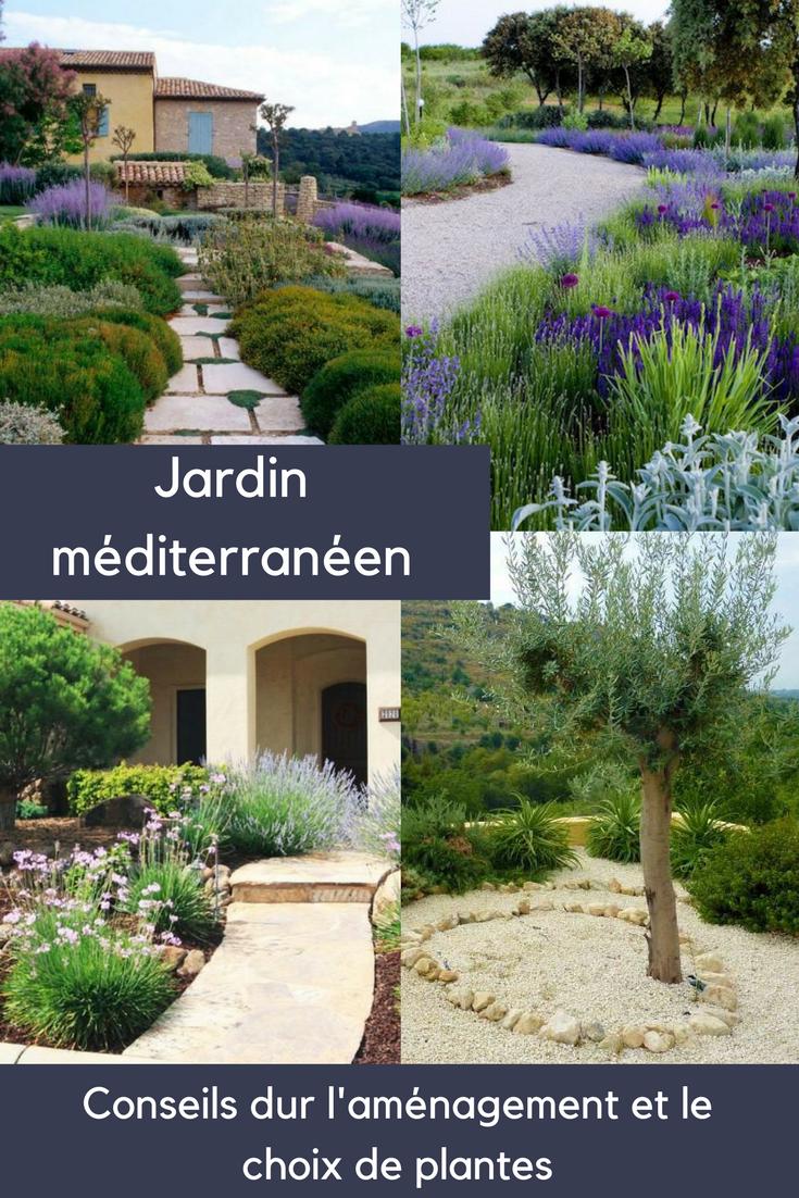 plantes et aménagement jardin méditerranéen – 79 idées | jardin