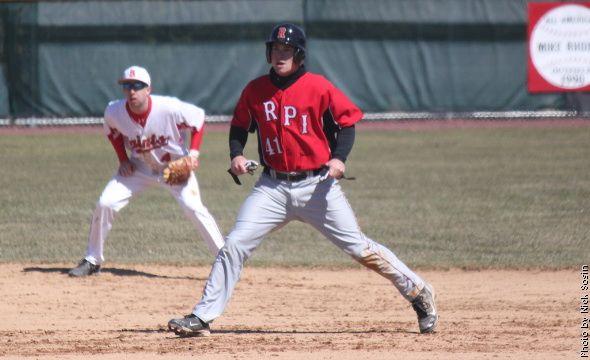 Baseball Let S Go Red Baseball Sports Rensselaer Polytechnic Institute