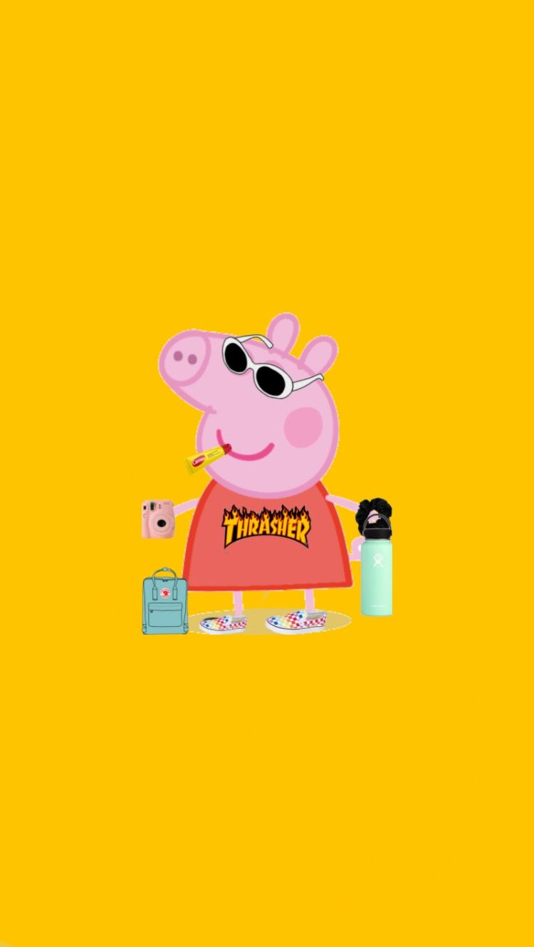 PePpA😒 in 2019 Funny wallpapers, Iphone background