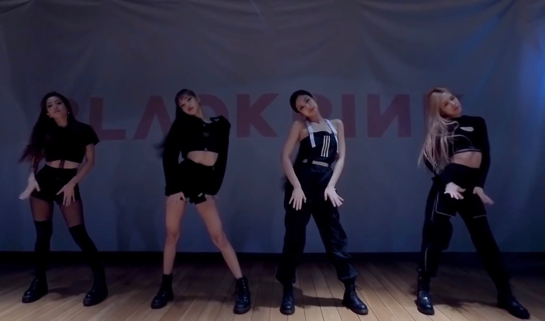 Kill This Love Dance Practice Practice Outfits Dance Outfits Practice Dance Outfits