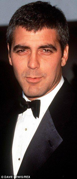 George Clooney Caesar Cut : george, clooney, caesar, George, Clooney, Roman, Gladiator, While, Hail,, Caesar!, Gladiator,, Caesar,