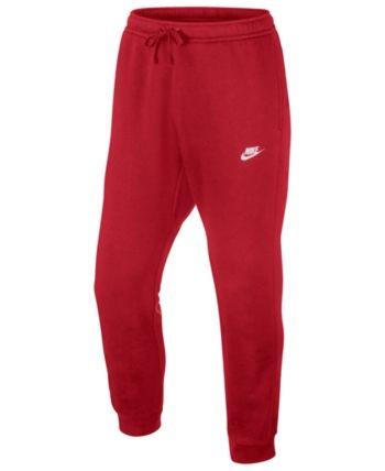034c6d55 Nike Men Fleece Jogger Pants in 2019 | Products | Fleece joggers ...