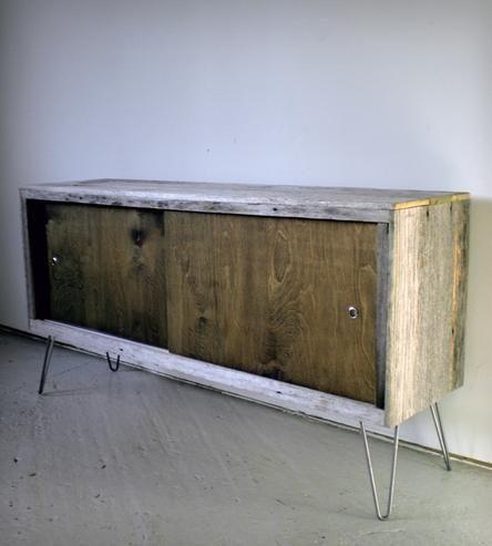 Barnwood Credenza by Modern Arks #hearthandmade