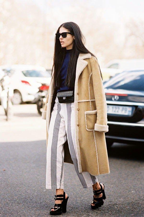 Before Celine, Paris Fashion Week AW 2014