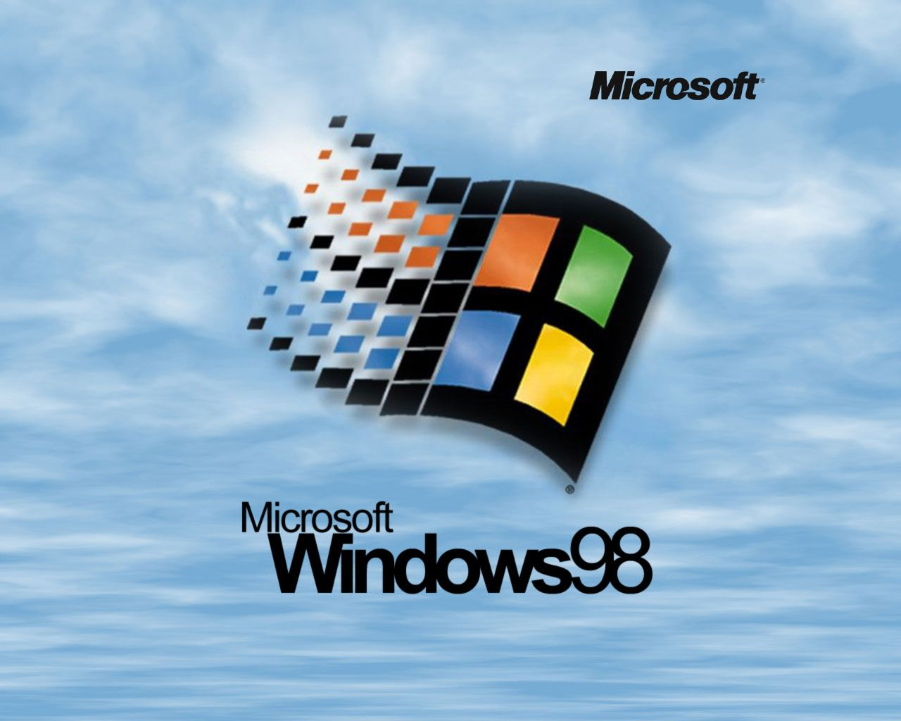 Microsoft Windows 98 90s Memories Computer Windows 98 Old Computers Windows 95