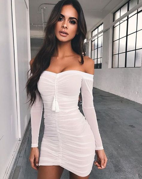 16d3b188caf I'm loving this dress so much! Sophia Miacova | Dresses | Dresses ...