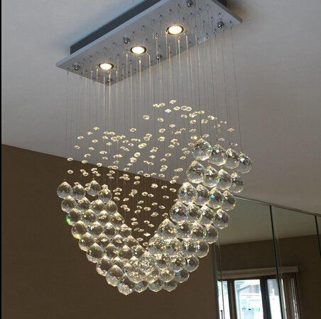 Assembly Required Easy To Install Includes All Necessary Components To Install Directly Pendant Ceiling Lamp Romantic Bedroom Lighting Ceiling Pendant Lights