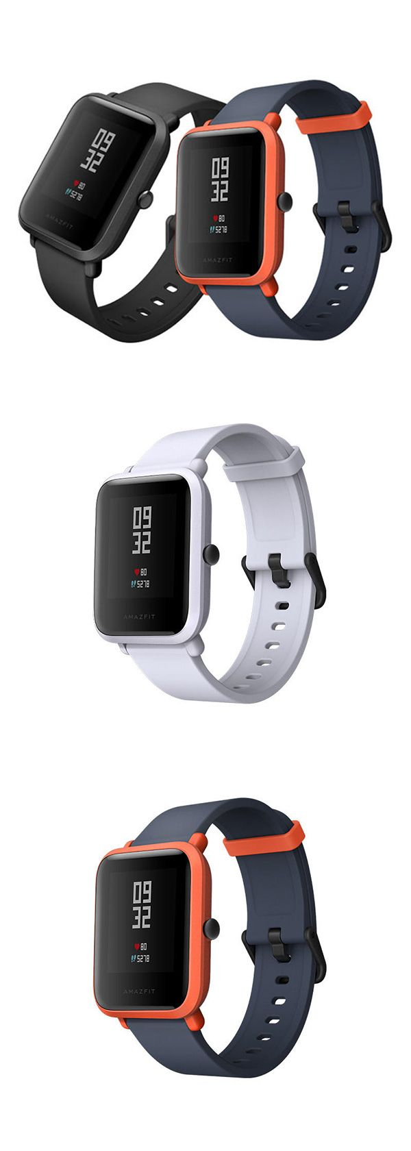 Original Xiaomi AMAZFIT Bip Pace Youth GPS Bluetooth 4 0