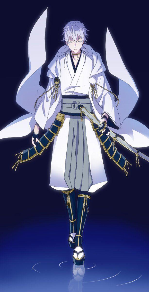 刀剣乱舞とある審神者の鶴丸国永イラスト Anime 刀剣 乱舞 まとめ