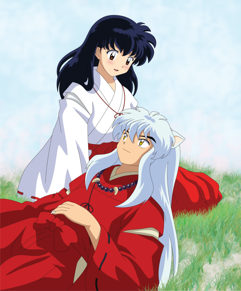 Best 1255 Inuyasha Images On Pinterest: You Do Smell Good And Nice By Noble-Maiden
