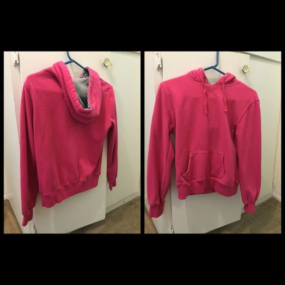 Pink jacket Perfect hoodie for cool weather! Jackets & Coats